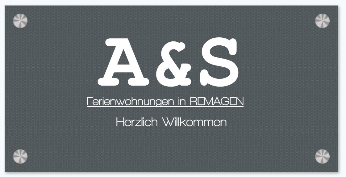 Ferienwohnungen A&S im Mittelrheintal