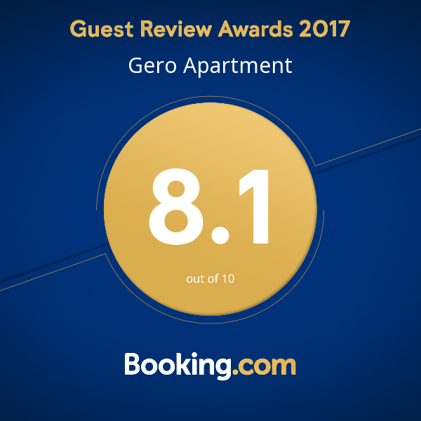 Gero Apartment
