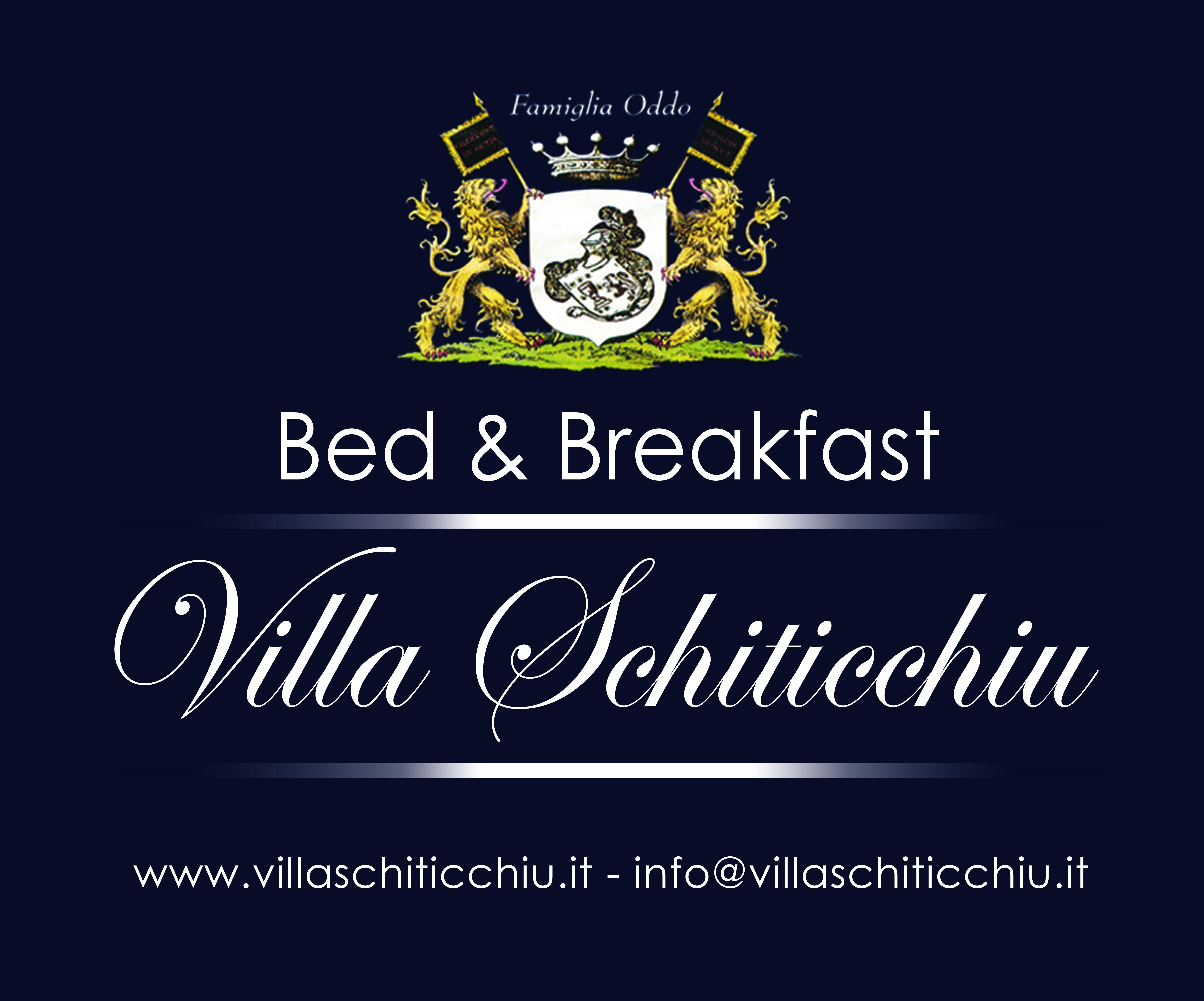 B&B Villa Schiticchiu
