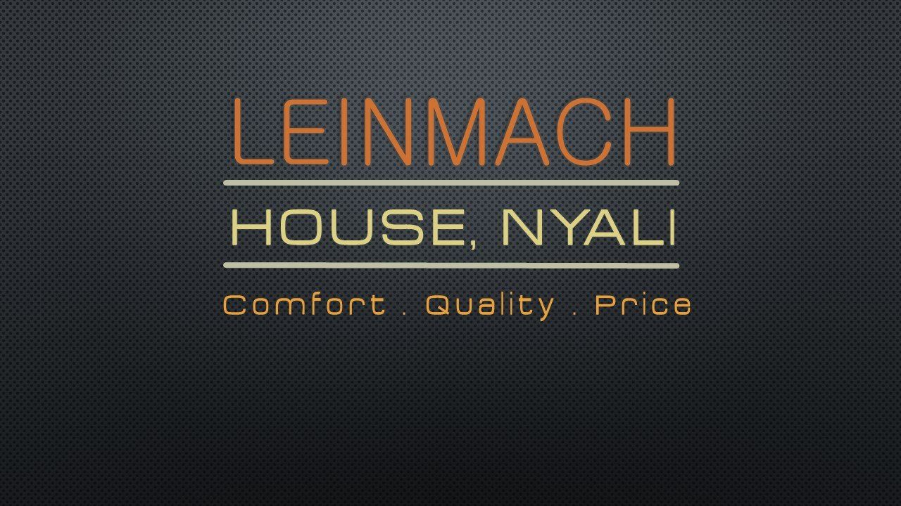 Leinmach House & Backpackers Nyali