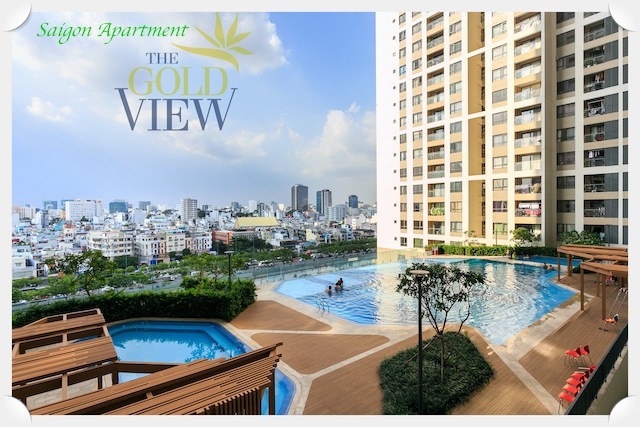 Saigon Apartment - The Gold View
