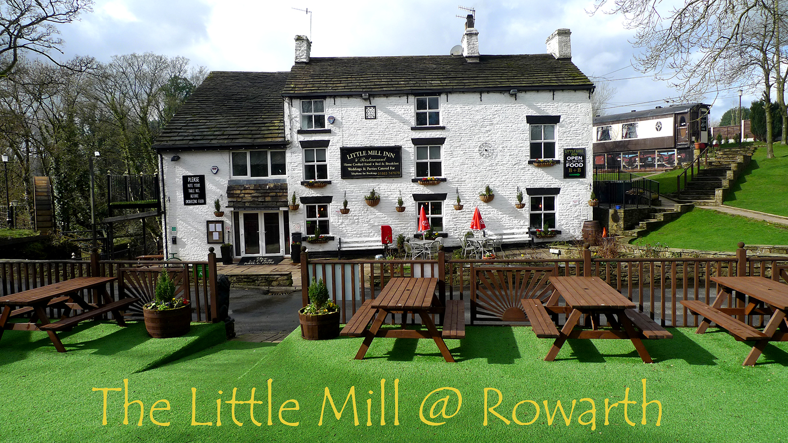 The Little Mill Inn