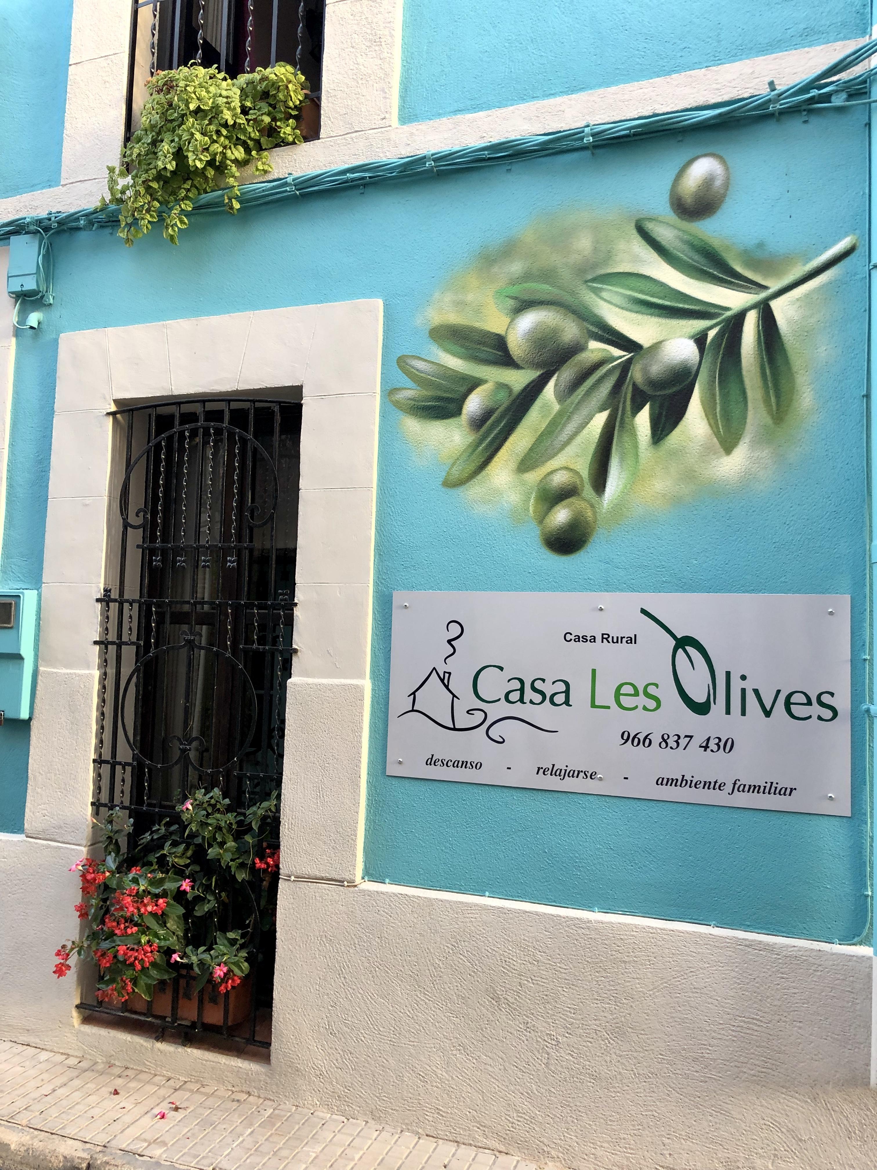 卡萨莱斯奥利韦斯酒店