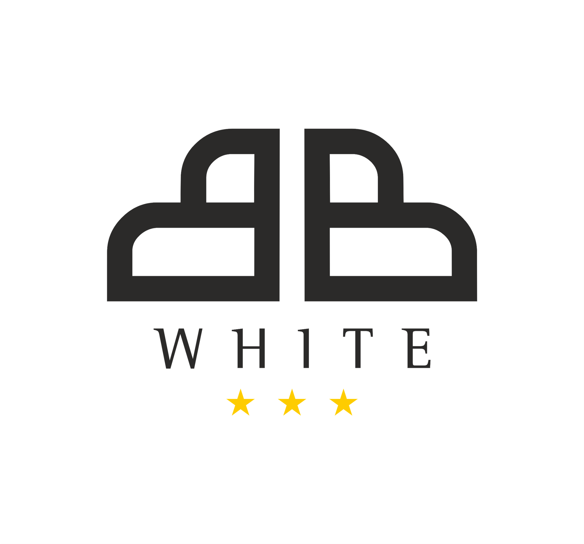 B&B White