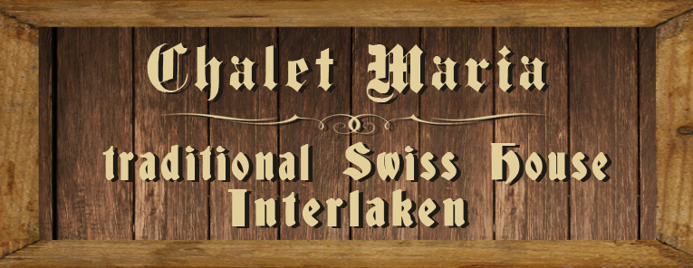 Chalet Maria Interlaken