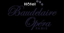 ホテル ボドレール オペラ
