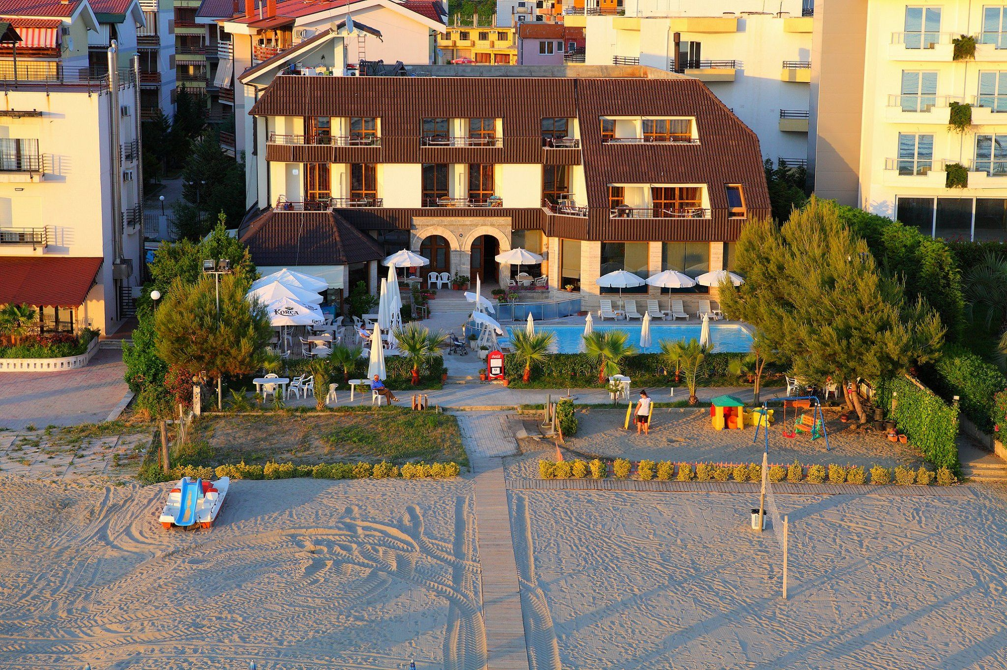 Hotel Oaz