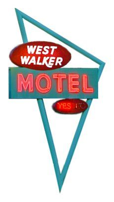 The Historic West Walker Motel