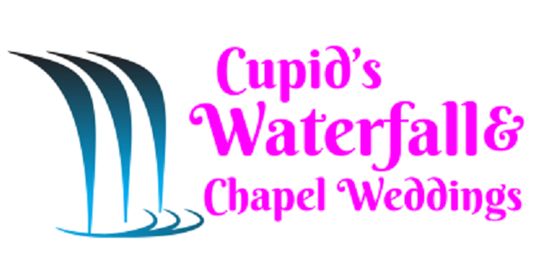 Cupid's Waterfall and Chapel Weddings