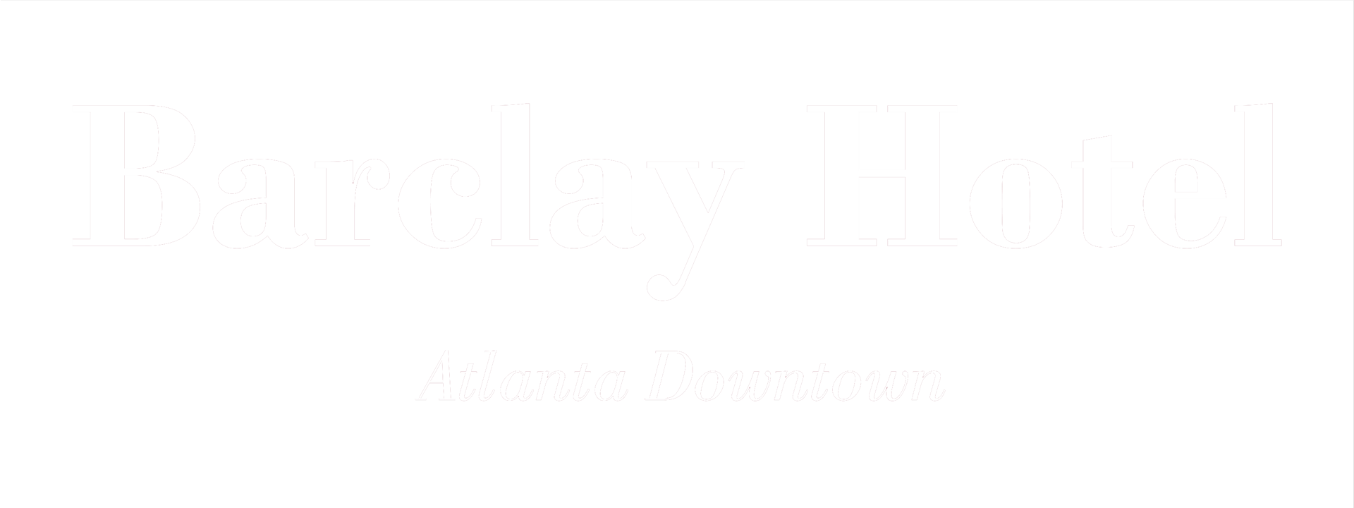 Barclay Hotel Atlanta Downtown