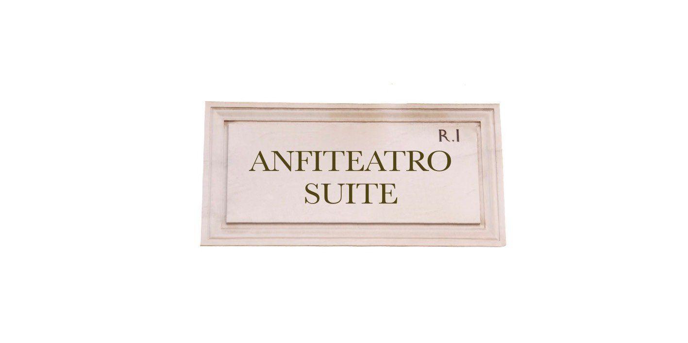 Anfiteatro Suite