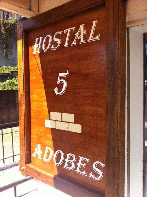 Hostal 5 Adobes