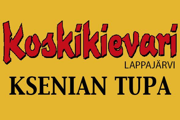 Koskikievari