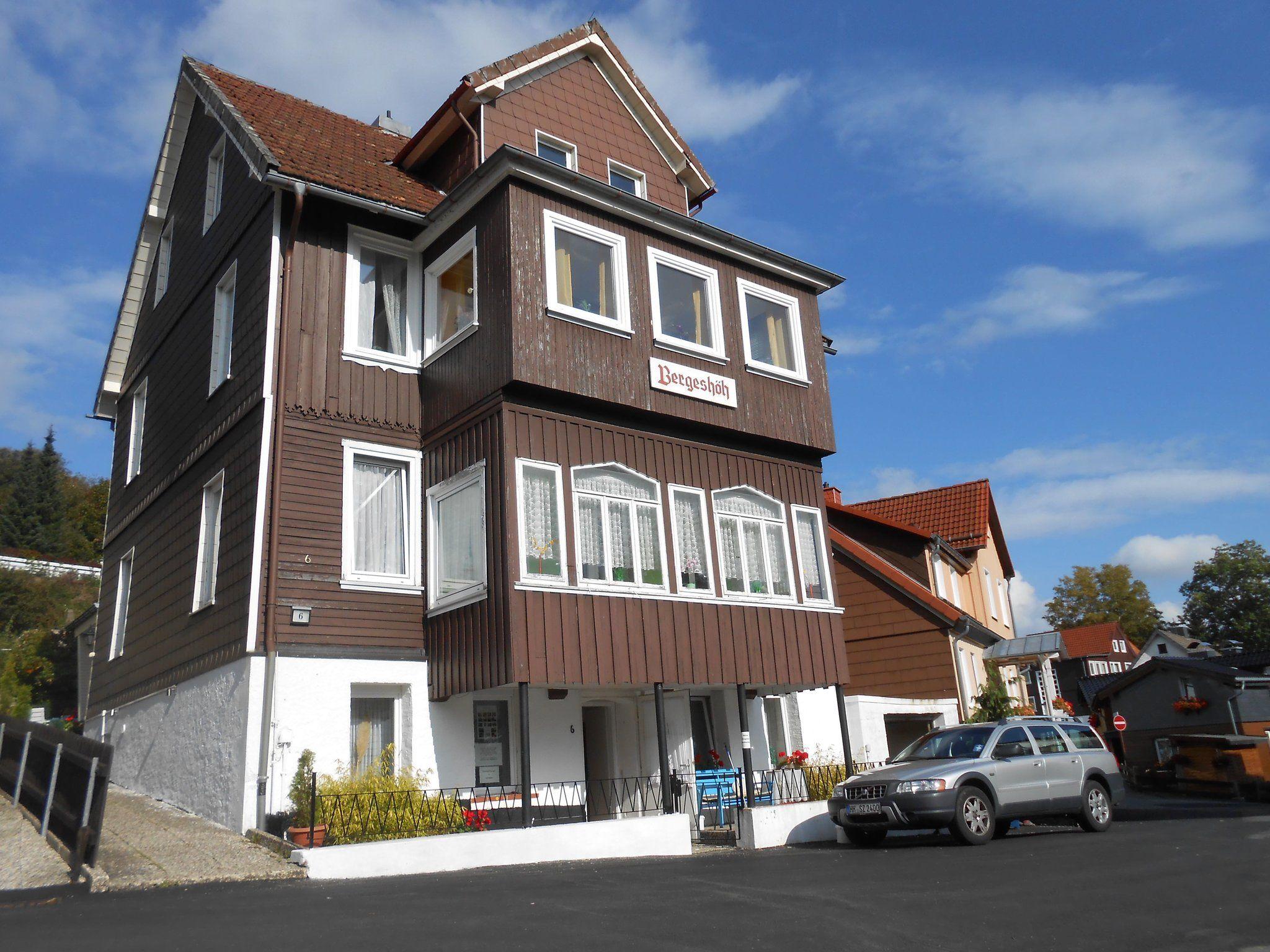 豪斯贝吉斯霍公寓式酒店