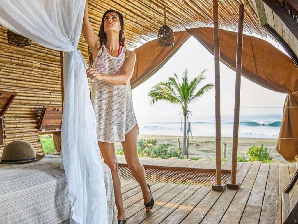 Treehouse Playa Viva Hotel Juluchuca Mexico Playa