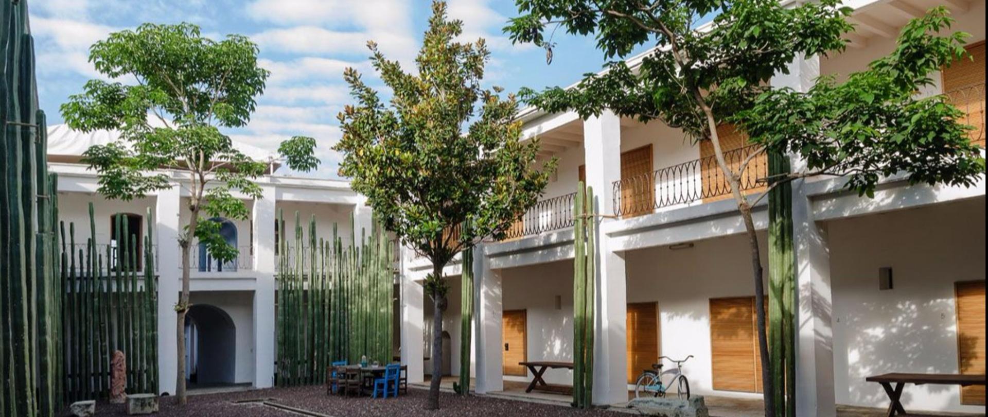 Hotel azul oaxaca city m xico - Casa en sabadell centro ...