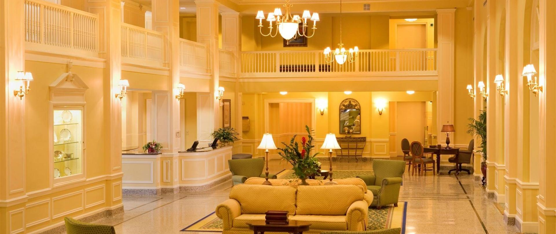 Stonewall Jackson Hotel Conference Center Staunton Va United States Of America