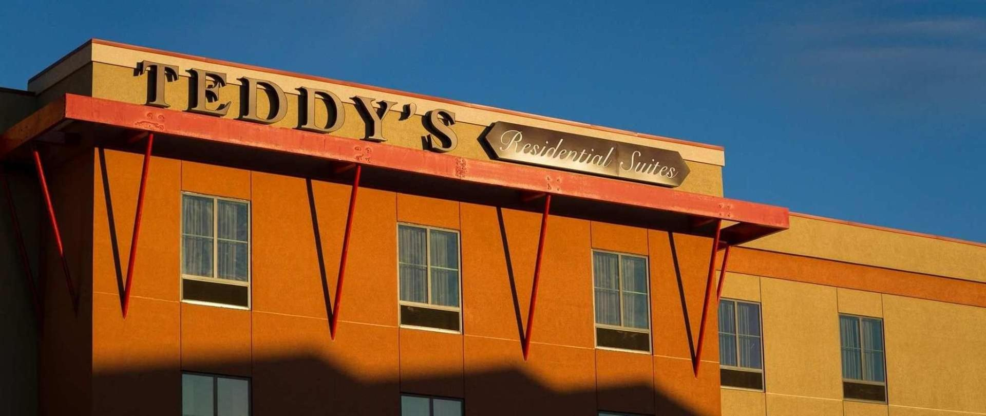 Teddy's Residential Suites New Town
