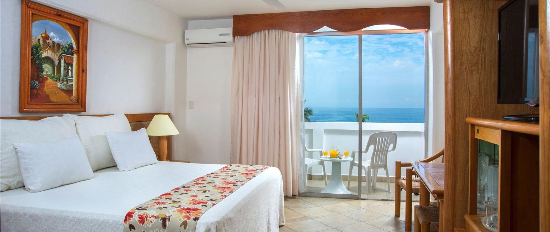 Tropicana hotel puerto vallarta puerto vallarta m xico for Mejores recamaras