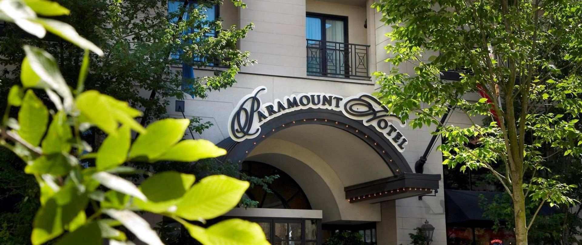El Paramount Hotel Portland