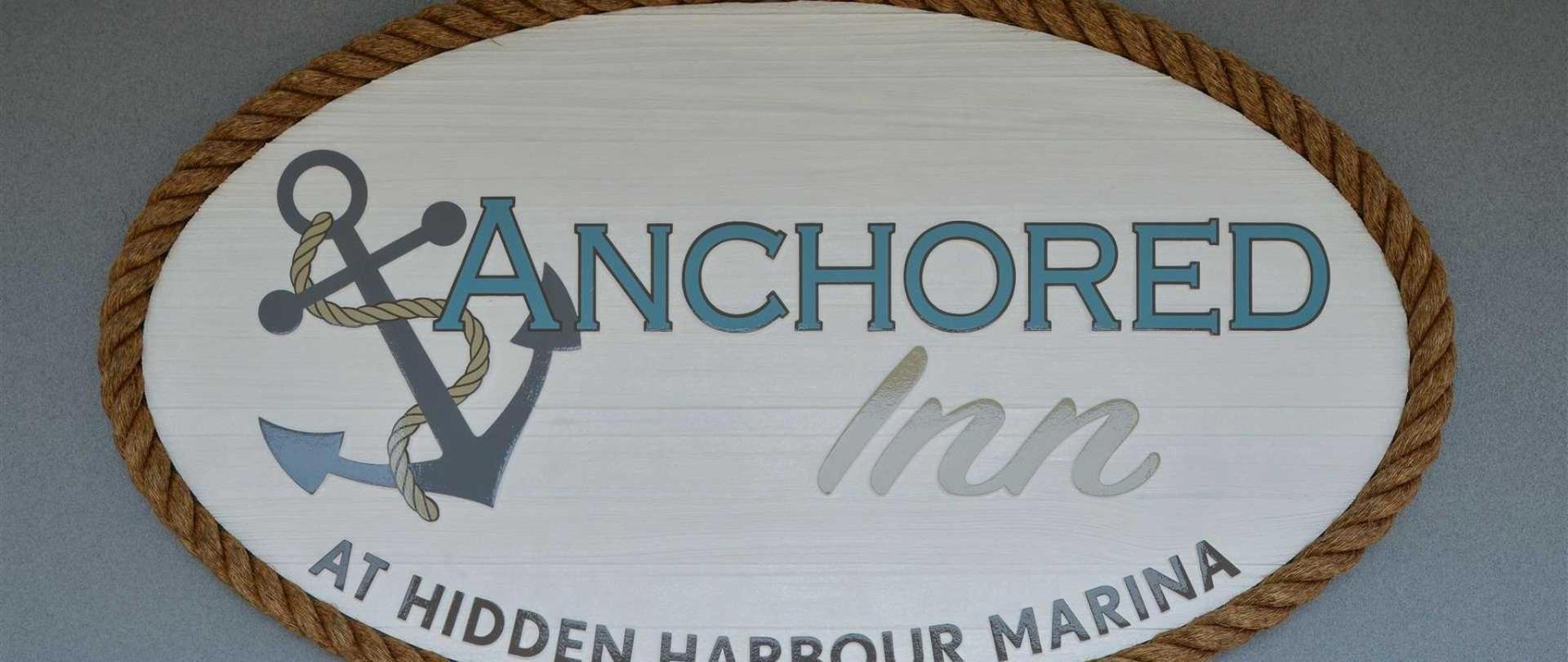 Anchored Inn at Hidden Harbor