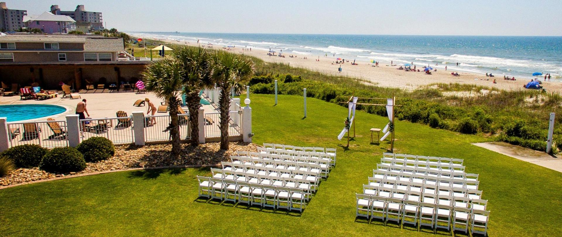 Islander Hotel Resort Oceanfront Emerald Isle Nc Us United States Of America