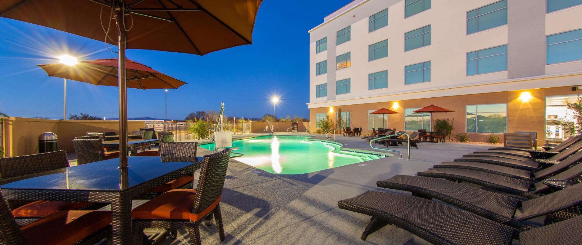 Cambria Hotel Suites North Scottsdale Desert Ridge Phoenix Hotels United States Of