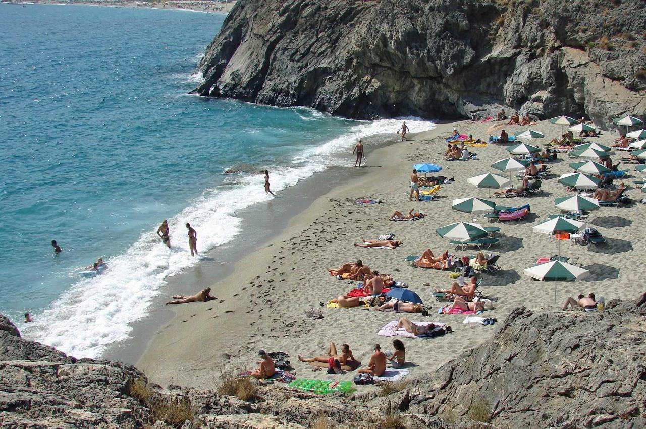 Beaches to enjoy!
