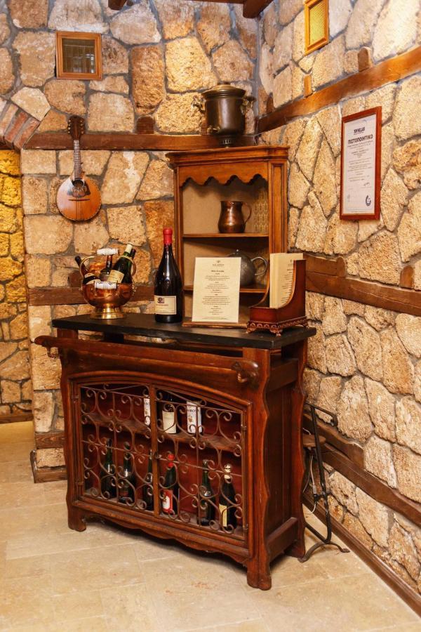 Cellar reception
