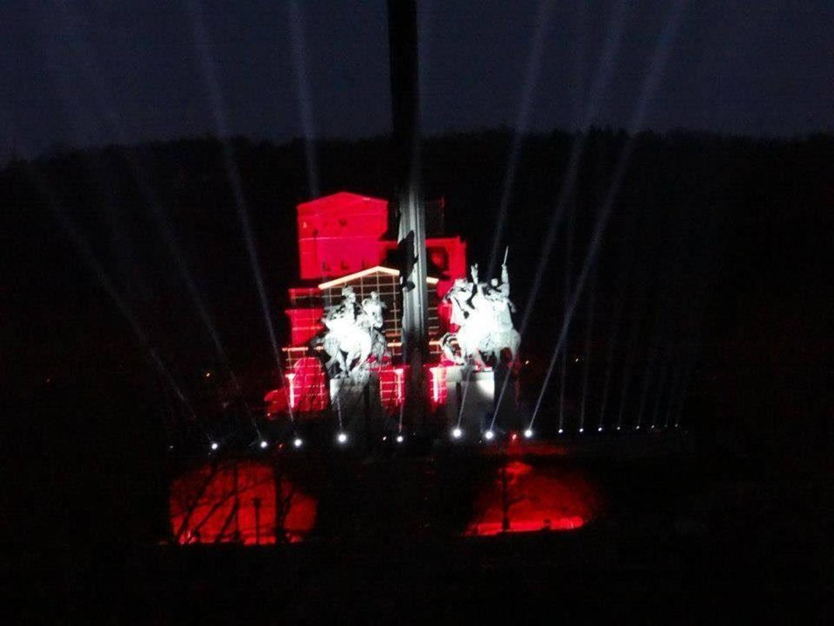 3 D Mapping show