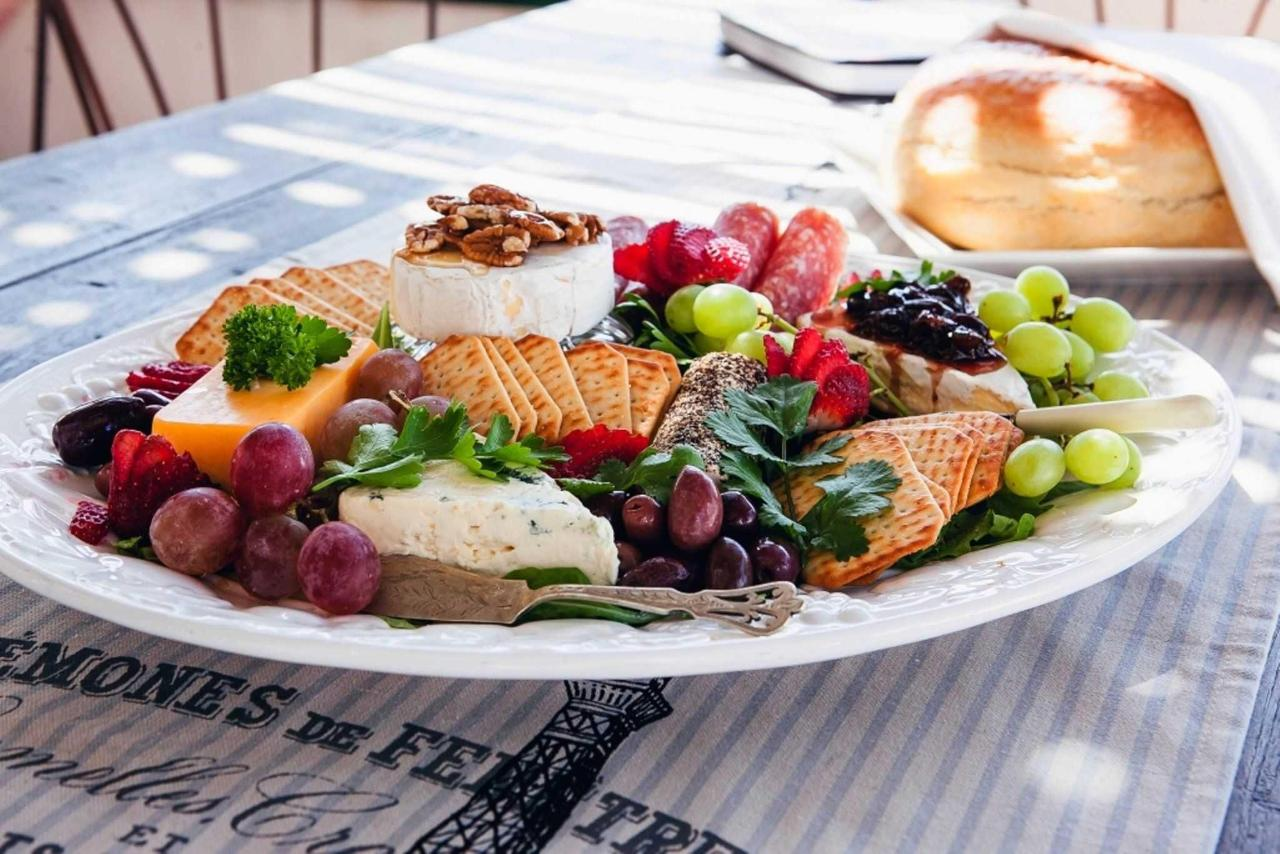 Cheese Platter B&B