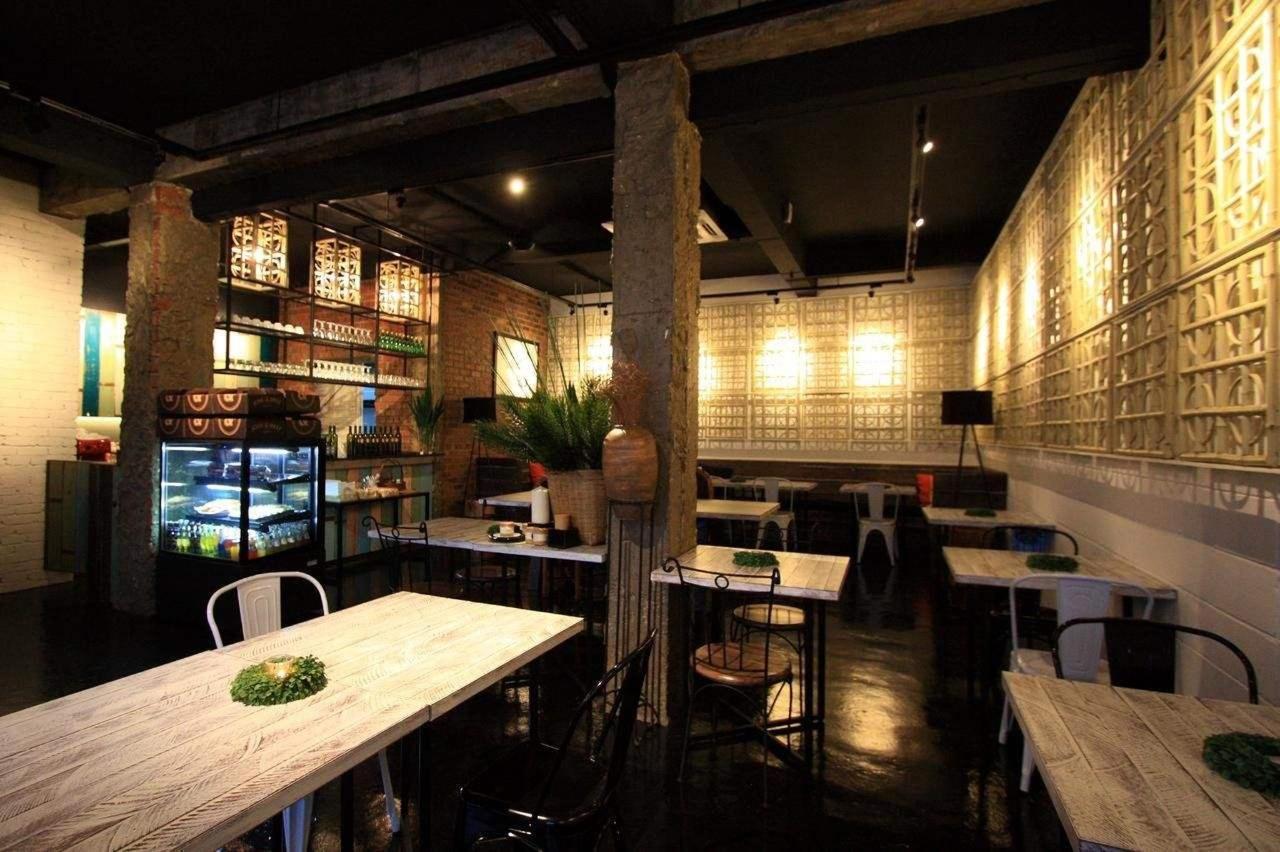 Morsel Eatery @ Ground floor
