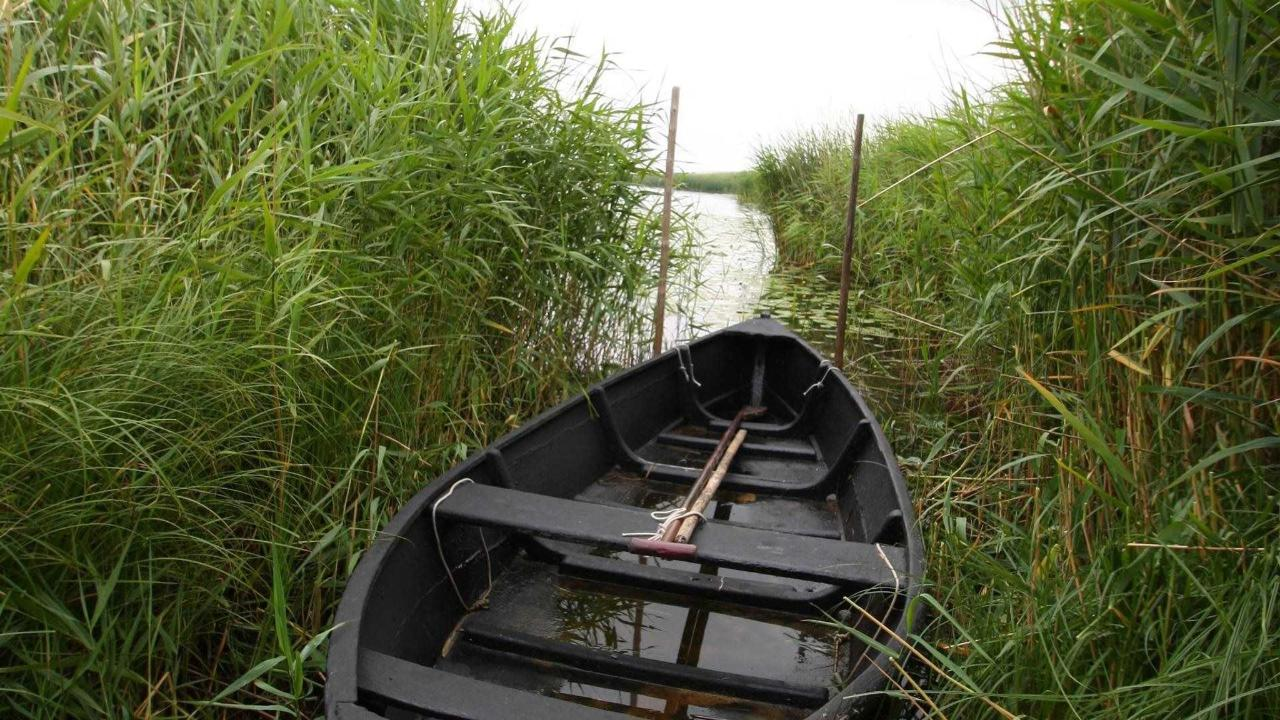 Rudbøl fiskerbåd