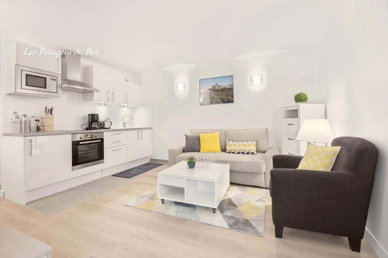 Superior Apartment, Ground Floor - Les Potagers du Roi2