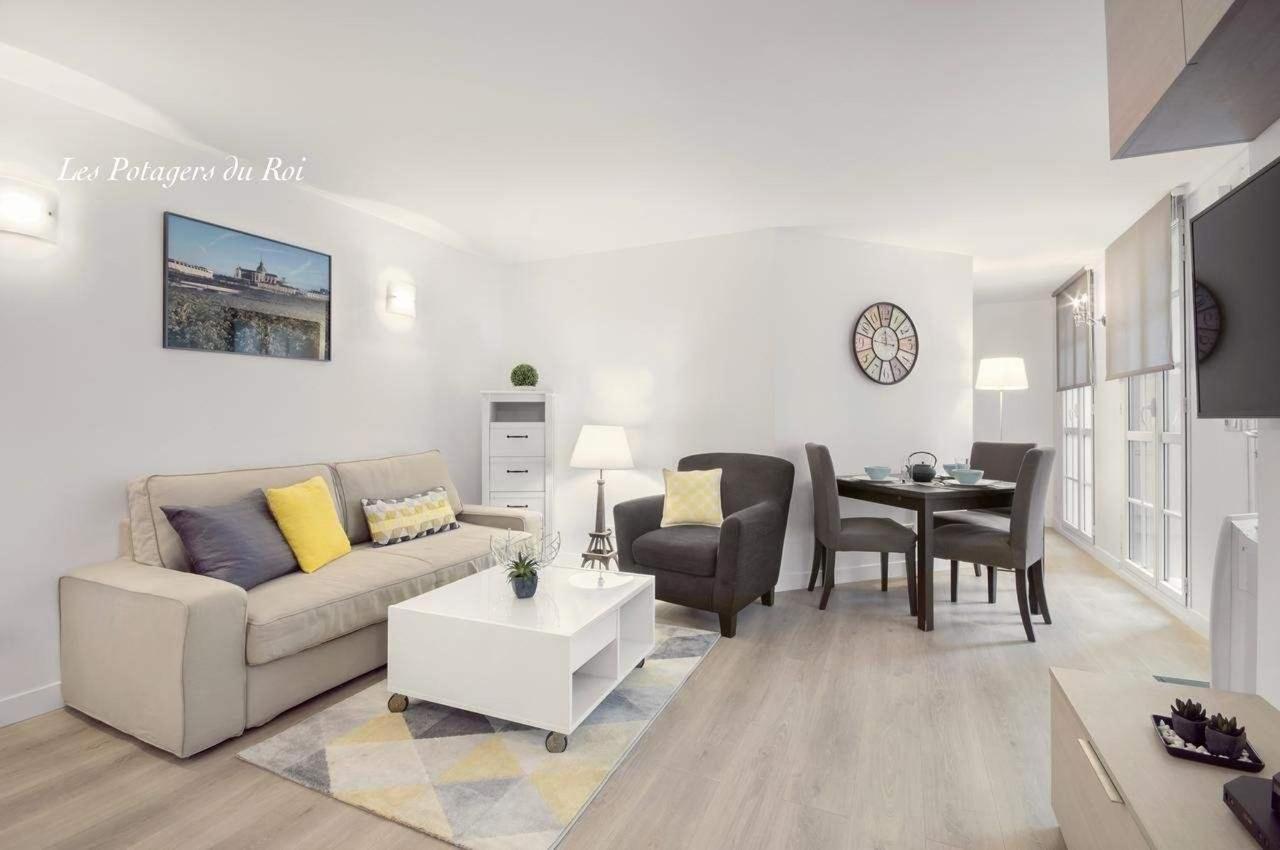 Superior Apartment, Ground Floor - Les Potagers du Roi3