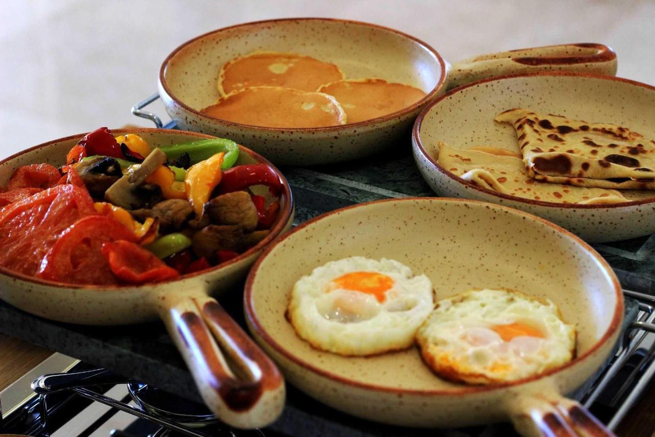 Greek Breakfast