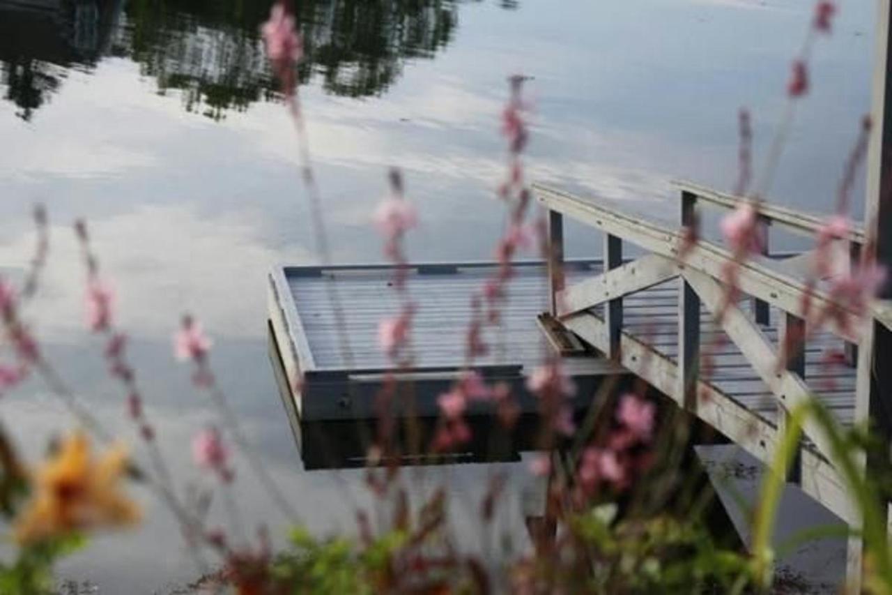 Dock on the Lake.JPG