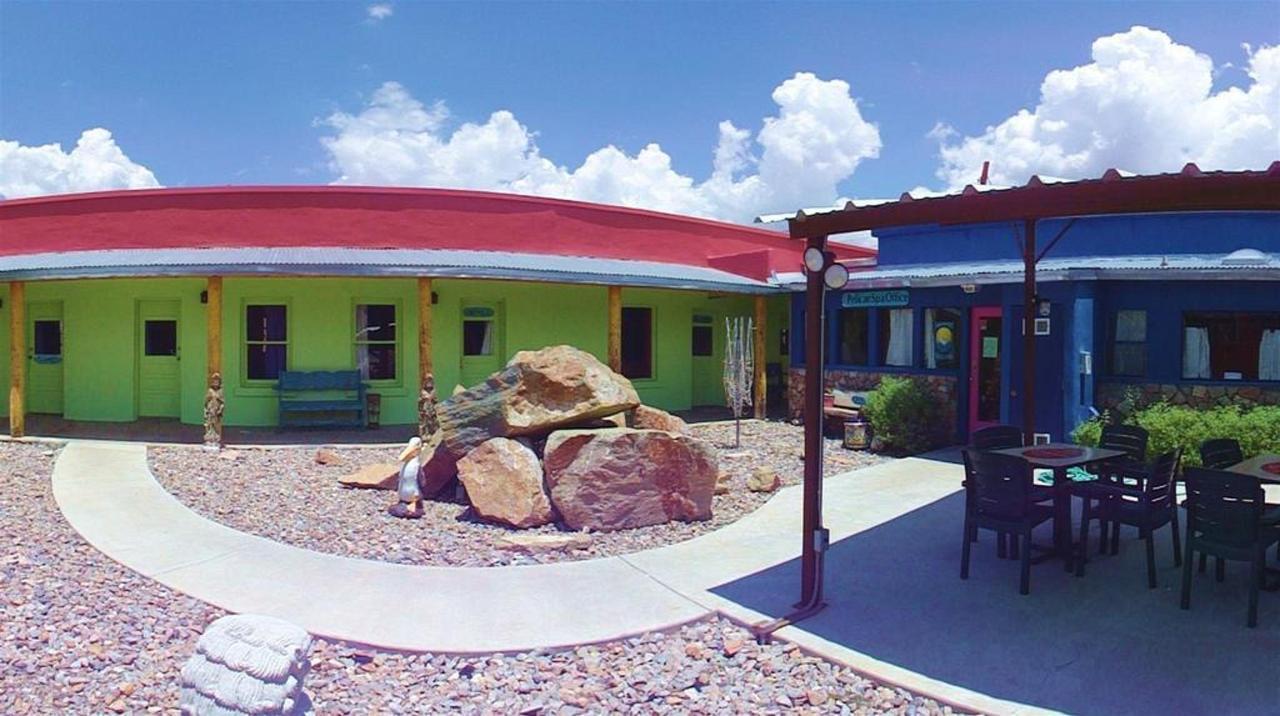 Main Building & Courtyard