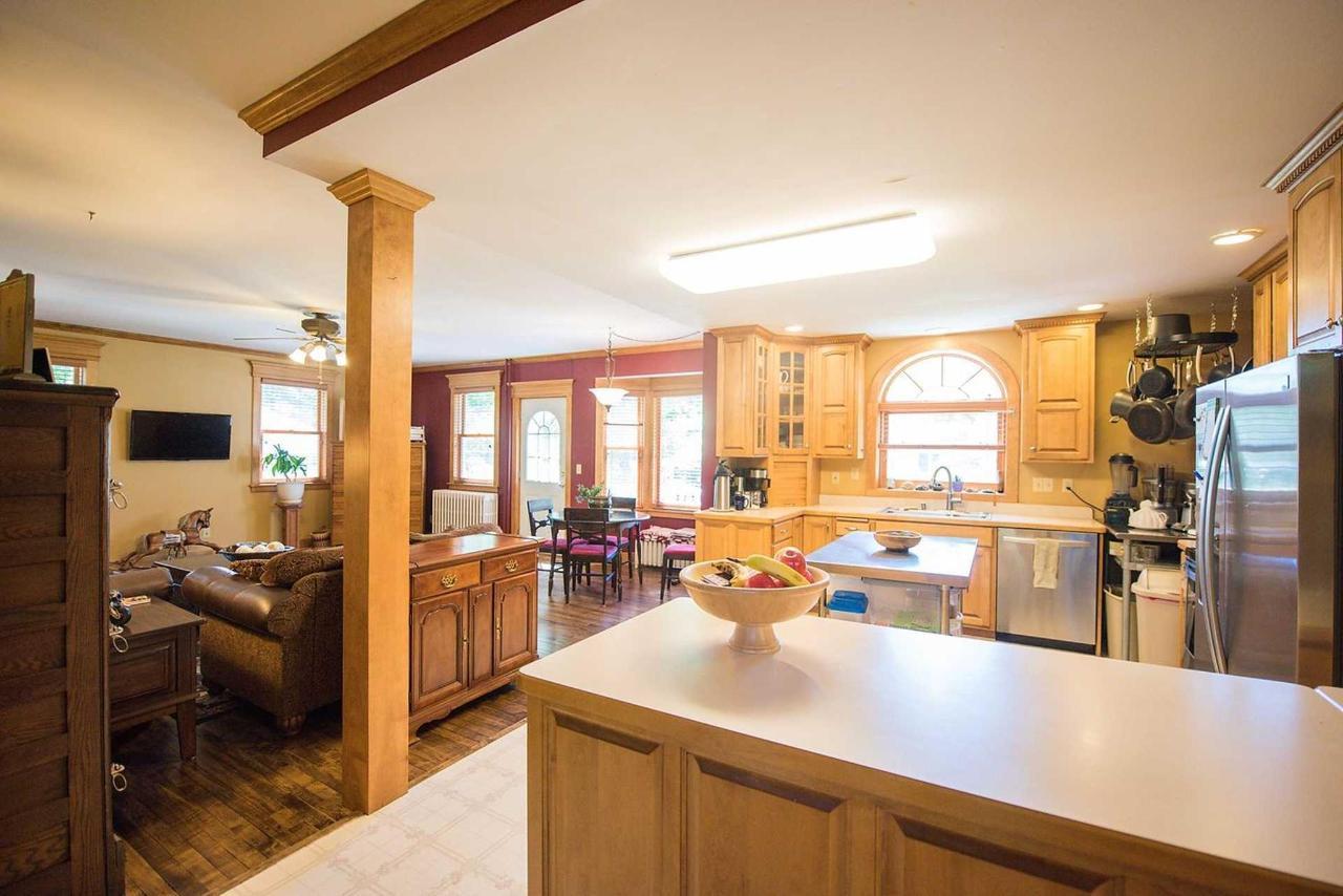 Family Rm Kitchen