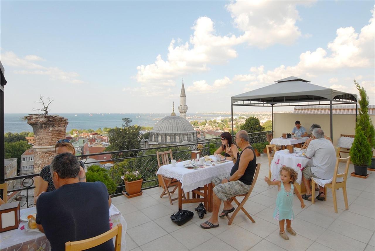 Terrace and Breakfast Room