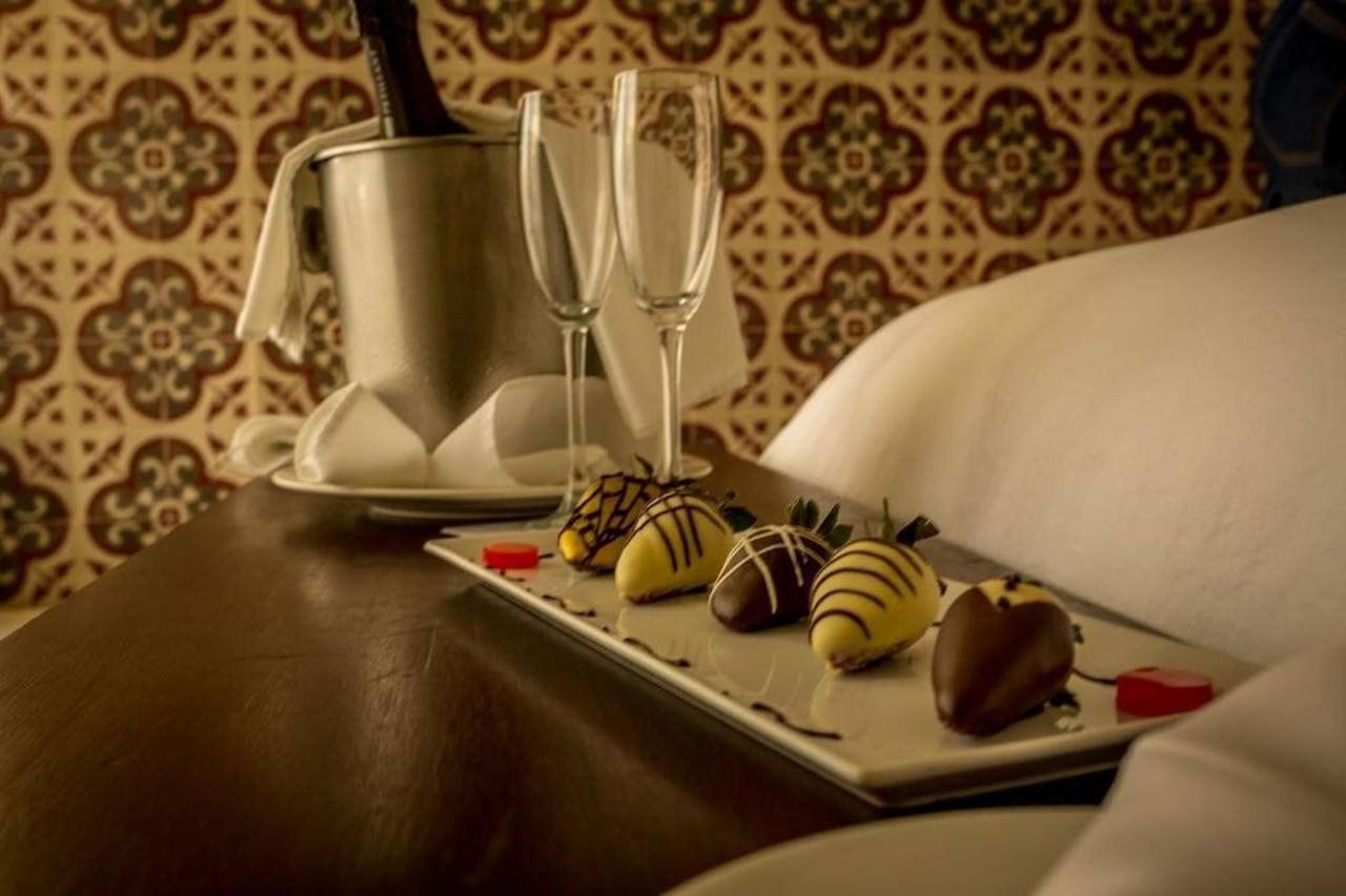 Le Reve Hotel & Spa - Strawberries.jpg