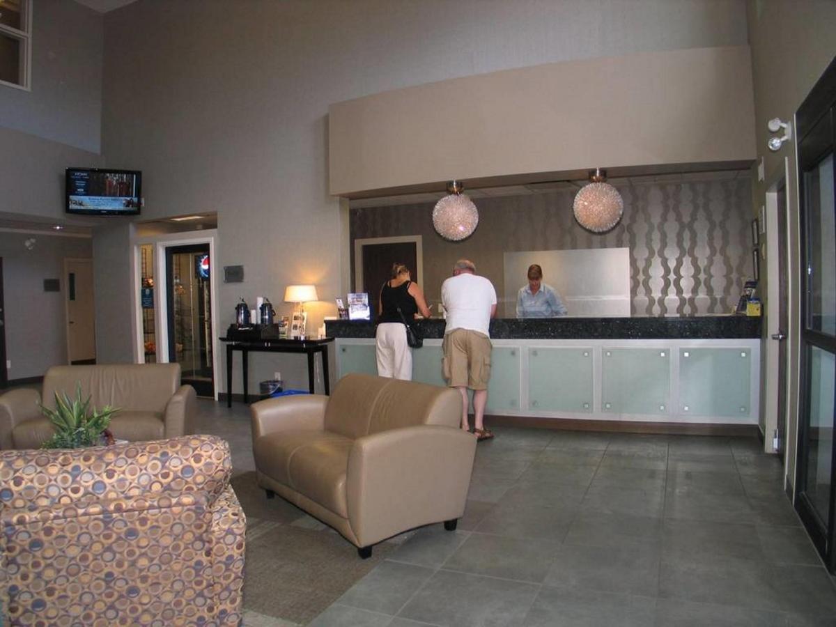 Lobby et espaces communs