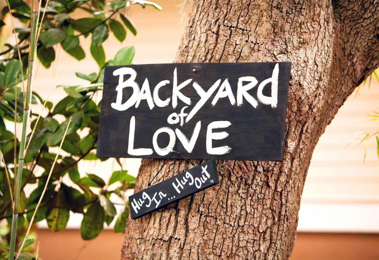 Backyard of Love