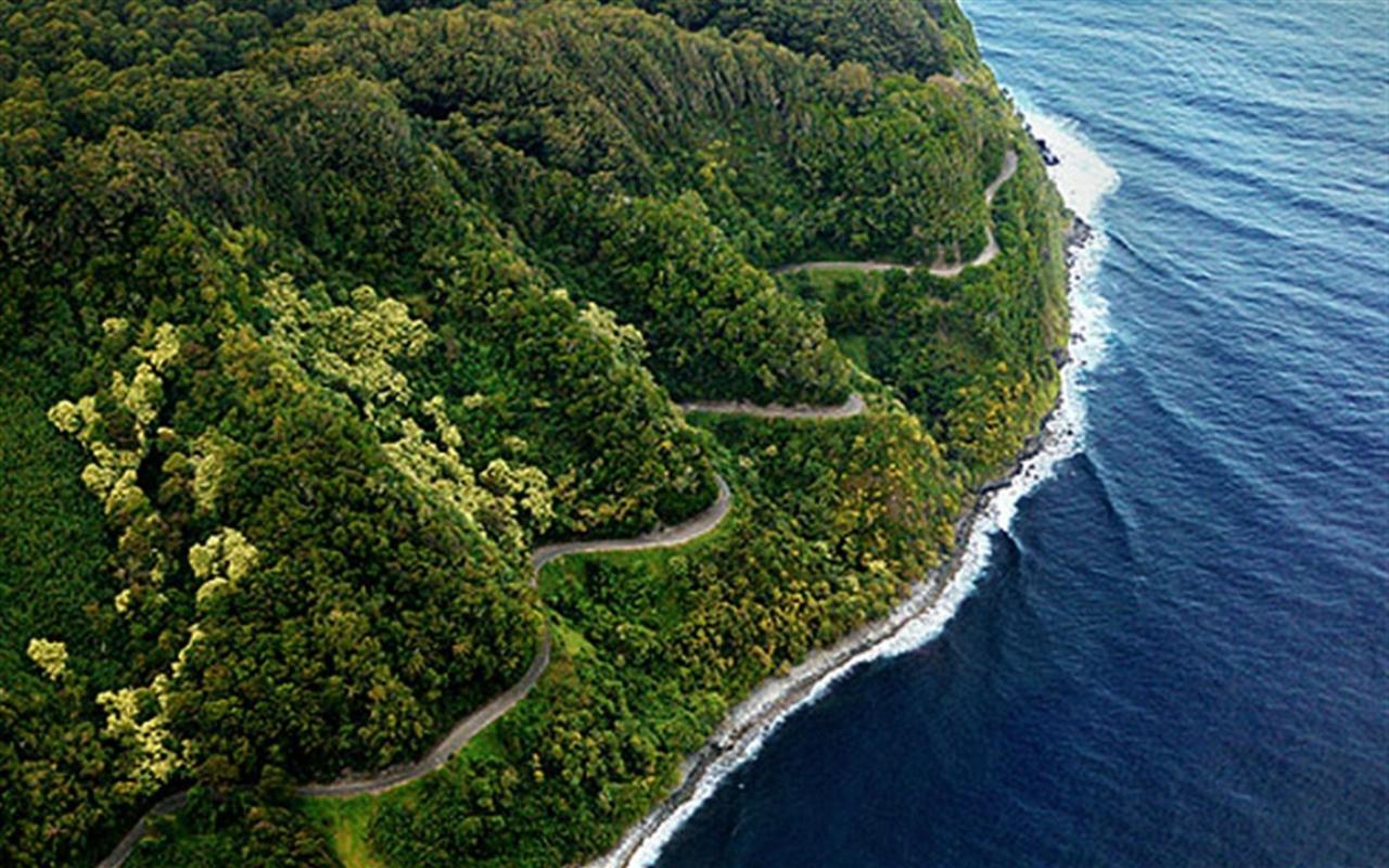 Around the Island