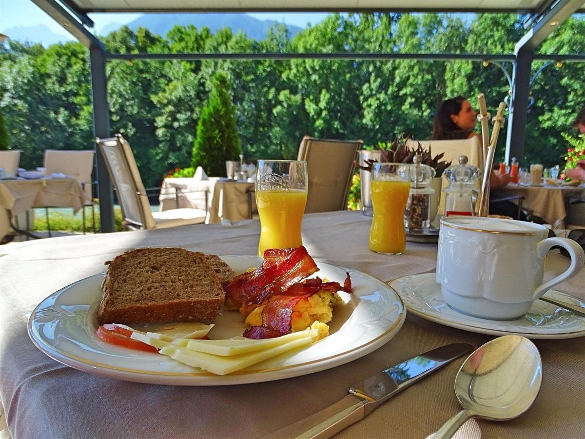Frühstück im Grandhotel Lienz