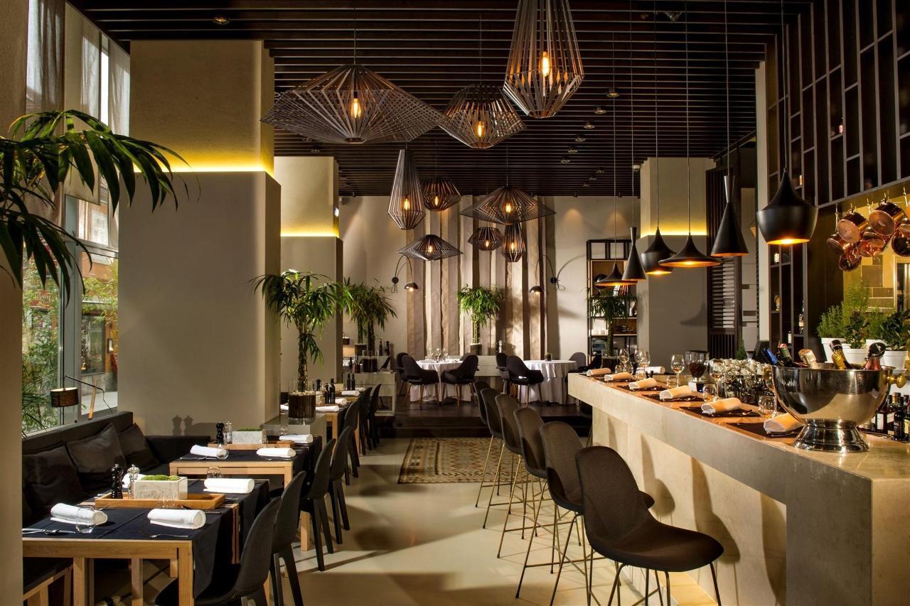 Restavracije in bari