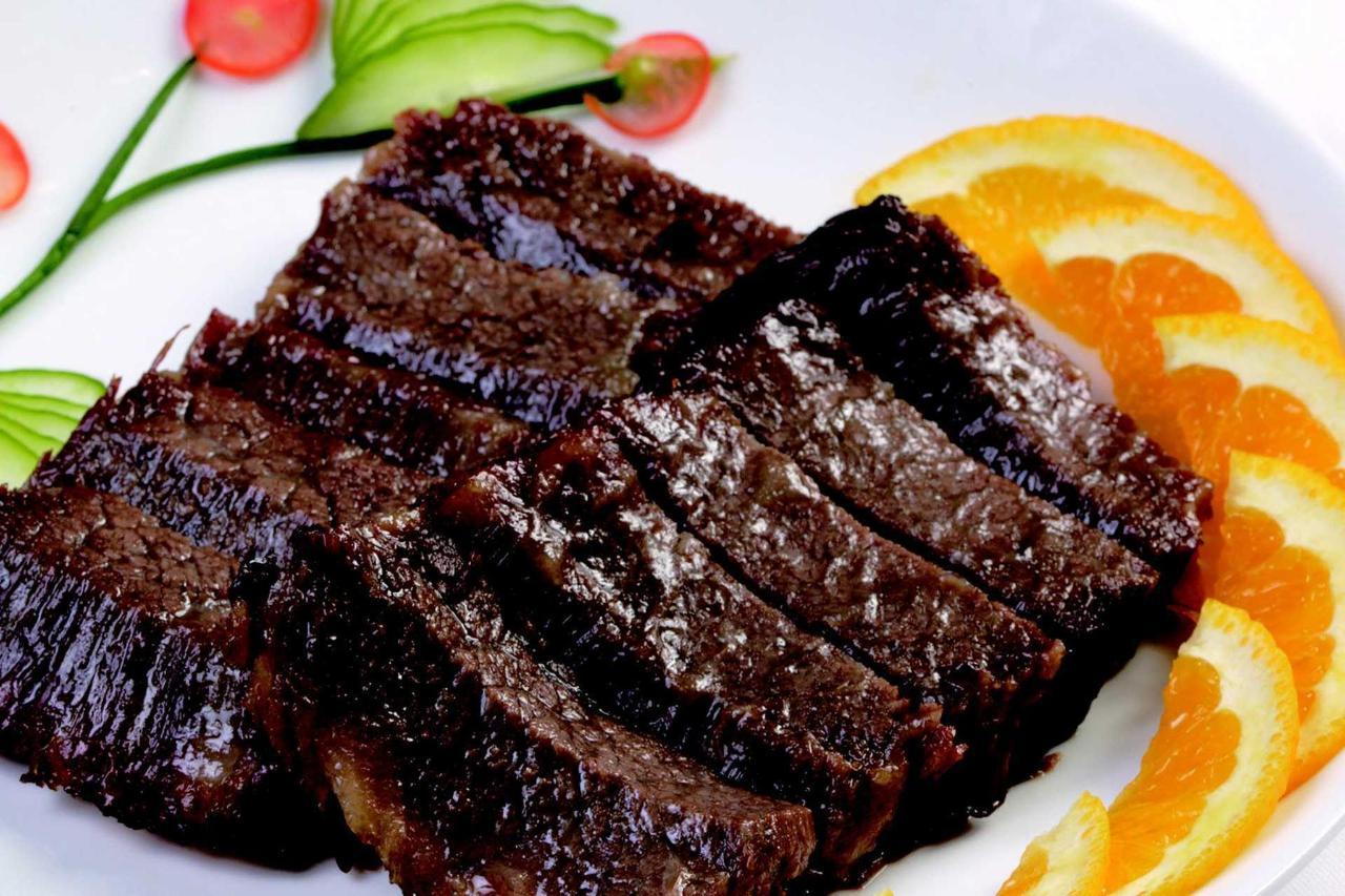 香燒極品牛肉