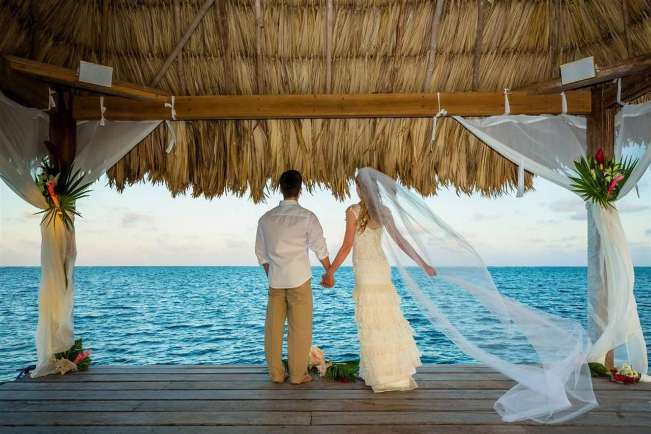 Wedding Hotel El Secreto in Belize
