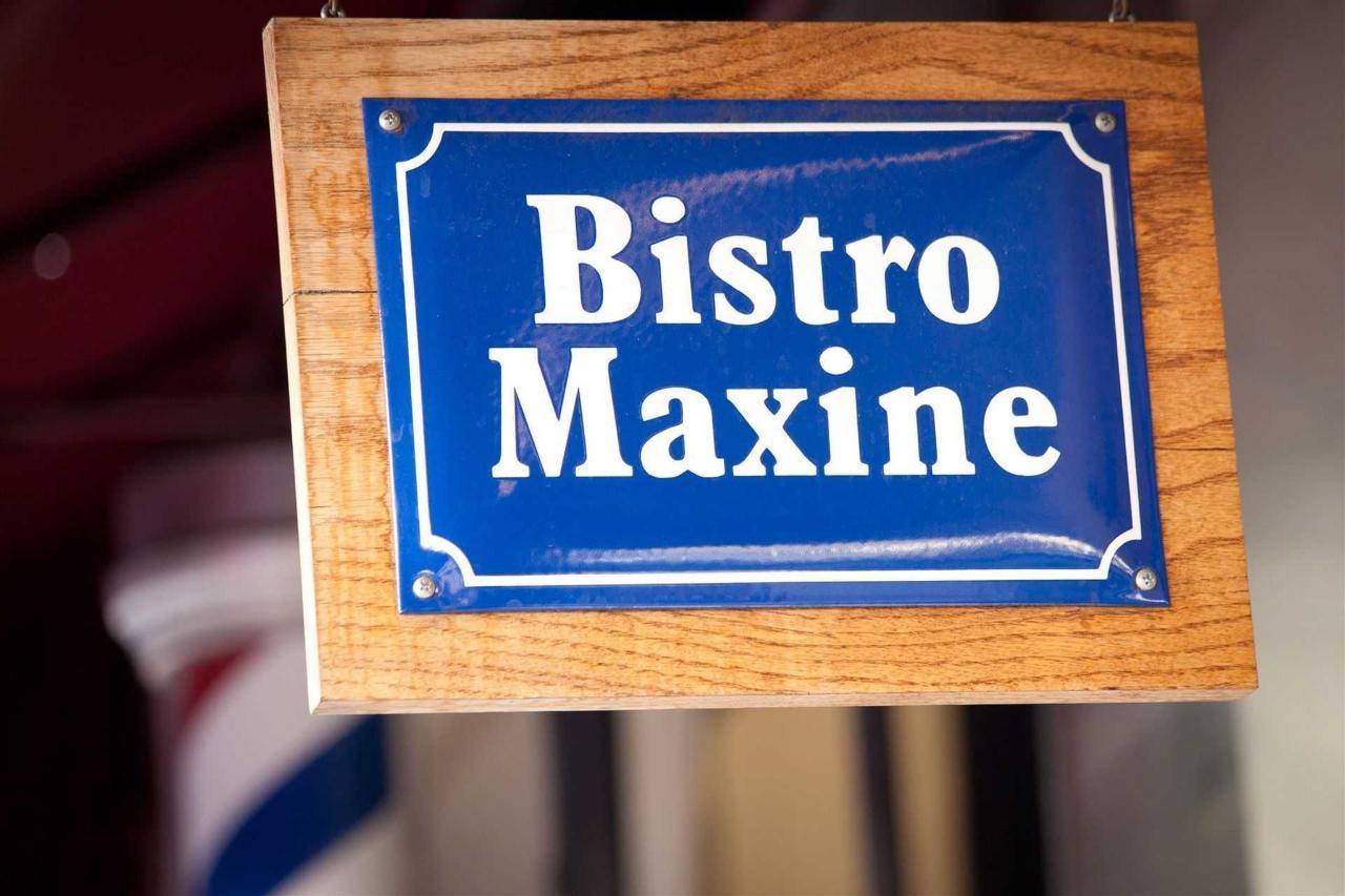 Bistro Maxine