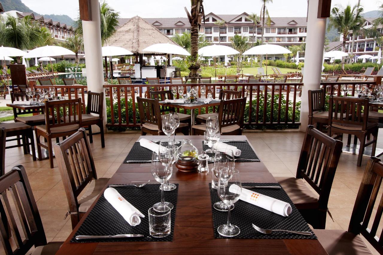 Bar und Restaurant